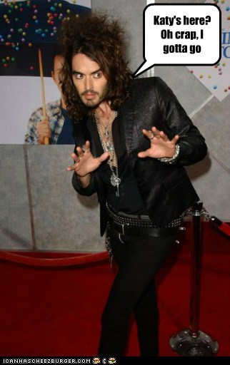 celeb funny Russell Brand - 5758350080