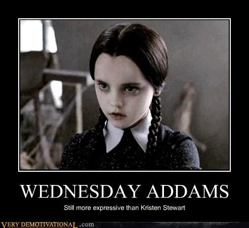addams family hilarious kristen stewart twilight wednesday - 5758582016