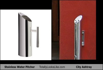 ashtray,funny,TLL,water pitcher