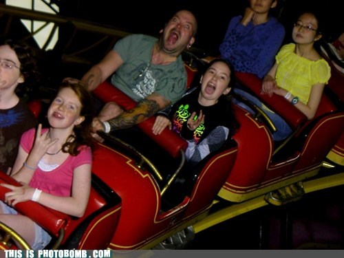boring Good Times kid coaster rock out rollercoaster scared