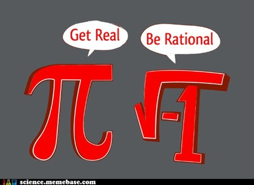 imaginary math mathematics Memes pi - 5759265280