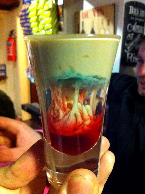 Creepy Cocktail of the Day