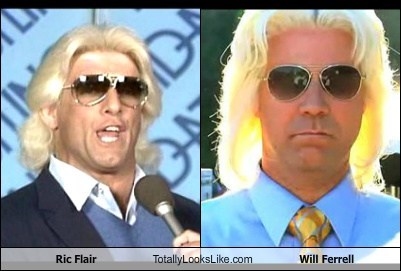 funny nature boy ric flair TLL Will Ferrell - 5760181504