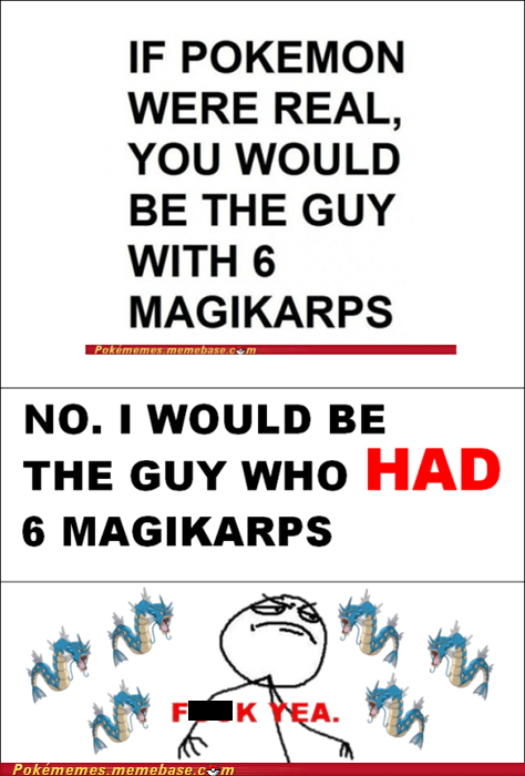 dont-mess-with-me gyarados magikarp Rage Comics the best