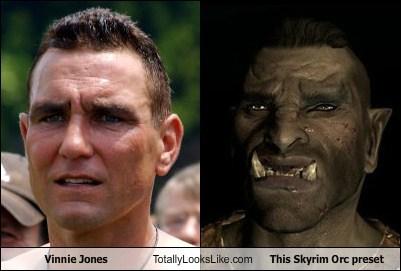 funny game orc Skyrim TLL Vinnie Jones - 5762102528