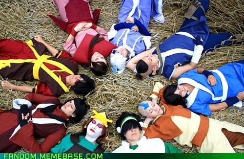 airbender Avatar best of week cosplay nickelodeon - 5762899200