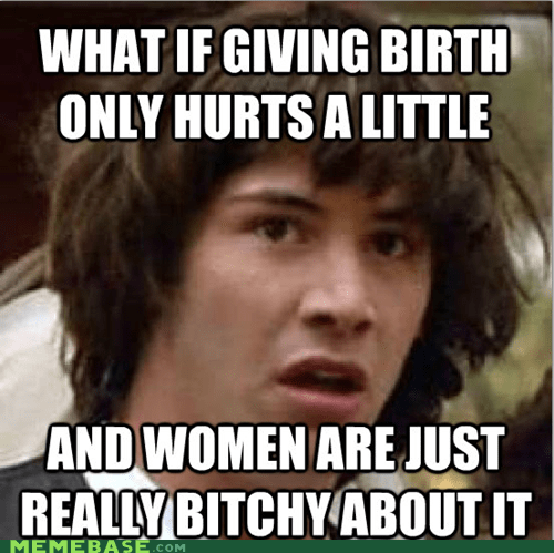 Babies birth blitchy conspiracy keanu pain - 5762936576