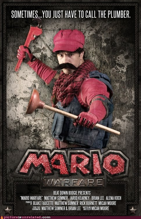 goomba,mario,Movie,plumber,wtf