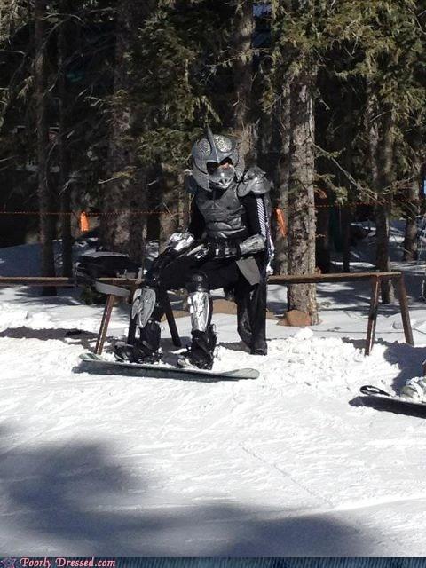 ninja turtles snowboarding - 5763600640