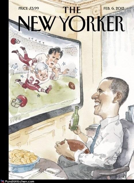 barack obama Mitt Romney newt gingrich political pictures - 5763612160