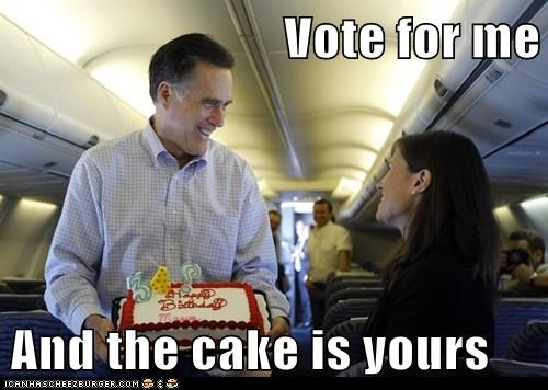 cake,Mitt Romney,political pictures