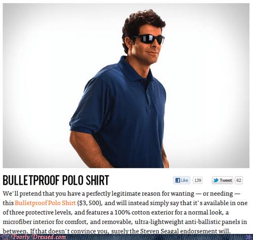 bulletproof polo,kevlar,polo shirt