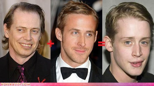 funny,macaulay culkin,Ryan Gosling,steve buscemi,TLL