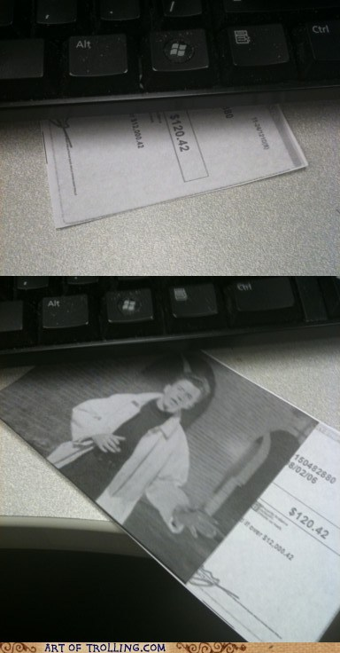 check,IRL,keyboard,rick roll