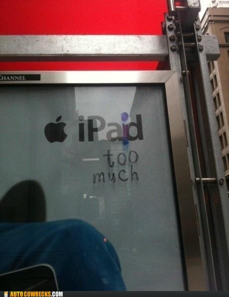 apple,expensive,graffiti,ipad,ipaid