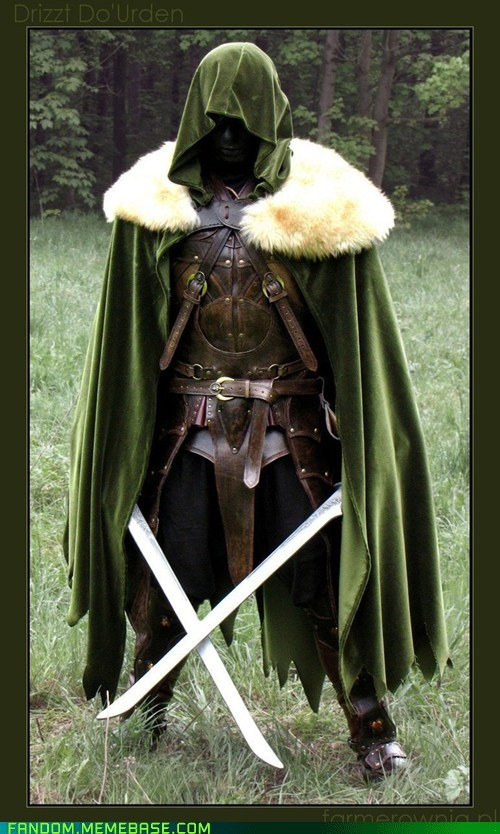 best of week cosplay drizzt forgotten realms r-a-salvatore - 5764964608