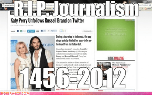 celeb funny Hall of Fame katy perry Russell Brand - 5765092864
