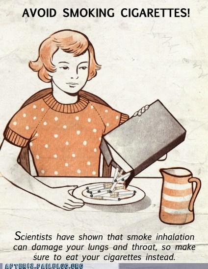 smoking eating quitting - 5765270784