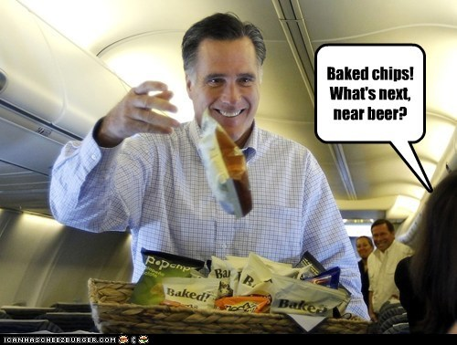 baked chips,Mitt Romney,political pictures