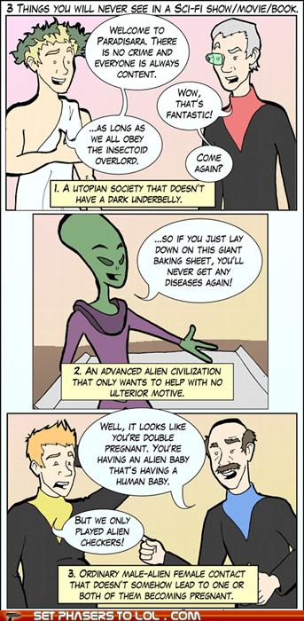 Aliens,comic,never,pregnancy,science fiction,sci fi,see,utopia