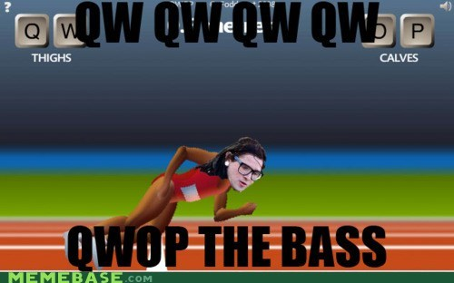 bass dubstep Music QWOP skrillex - 5765519360