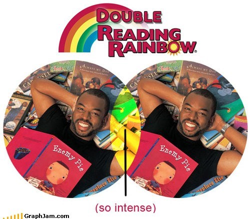 all the way double rainbow reading rainbow venn diagram - 5765522176