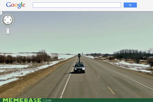 car google Inception streetview - 5765627904