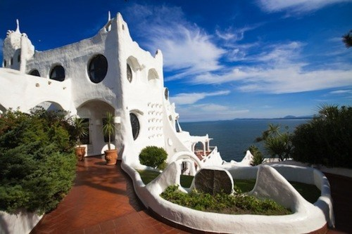 architecture,blue,getaways,south america,uruguay,white