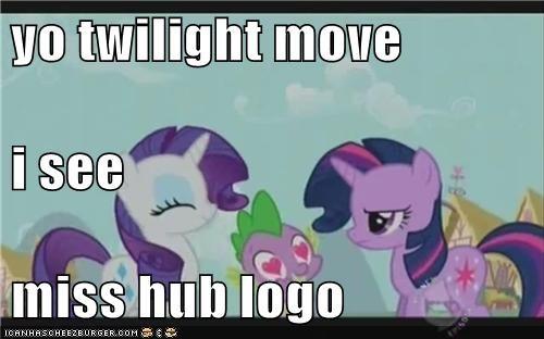 yo twilight move i see miss hub logo
