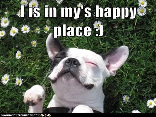 I is in my's happy place :)