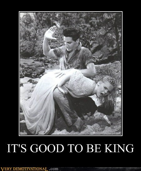 Elvis hilarious king spanking wtf - 5766130688