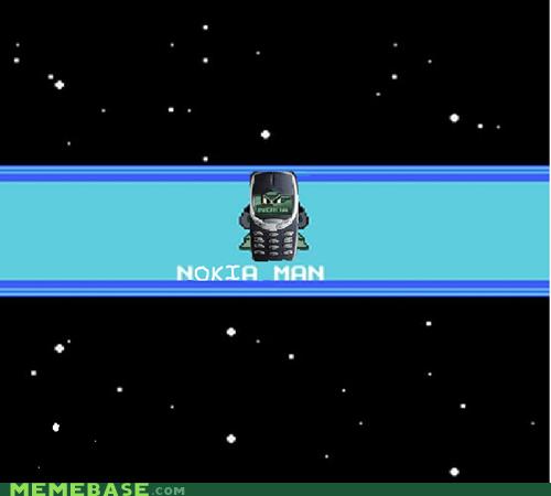 megaman Memes nokia villain - 5766244608