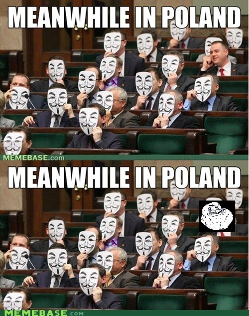 forever alone government Meanwhile poland - 5766259200