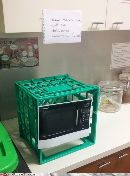 Microwave improvisation