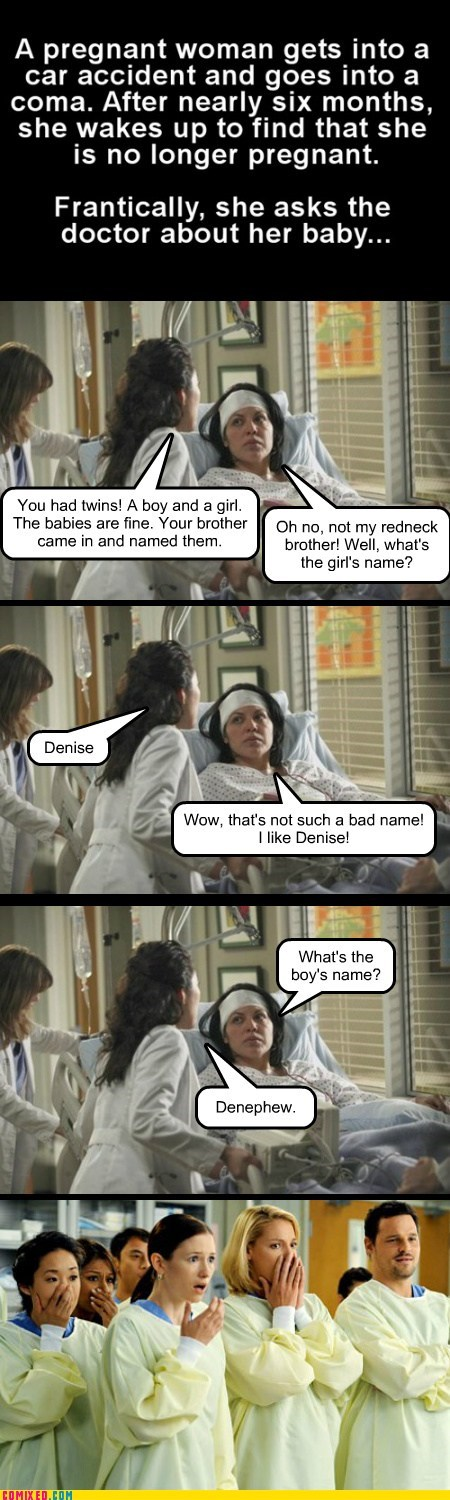 baby names best of week medical drama Memes primetime tv TV twins