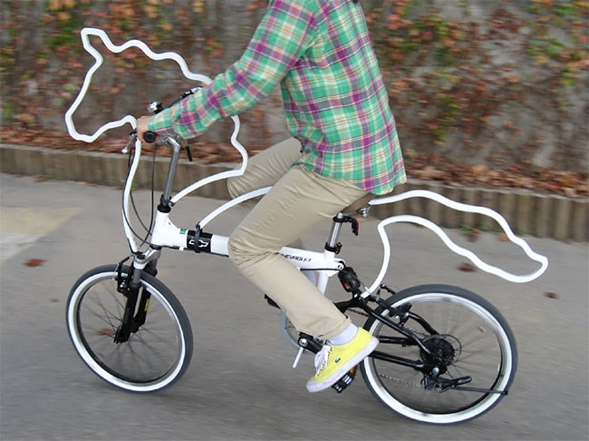 bicycle look like accesory bike horse - 5768197
