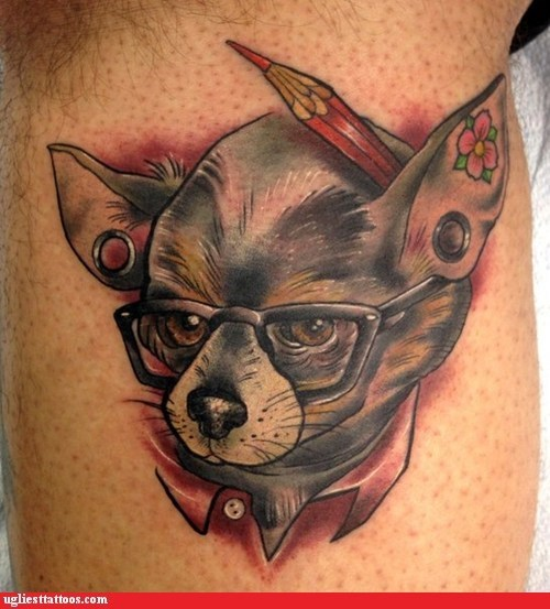 dogs Hipster Dog hipsters - 5768232960
