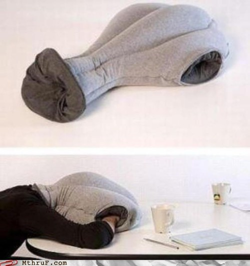 convenient head pillow office swag sleeping at the office - 5768360704