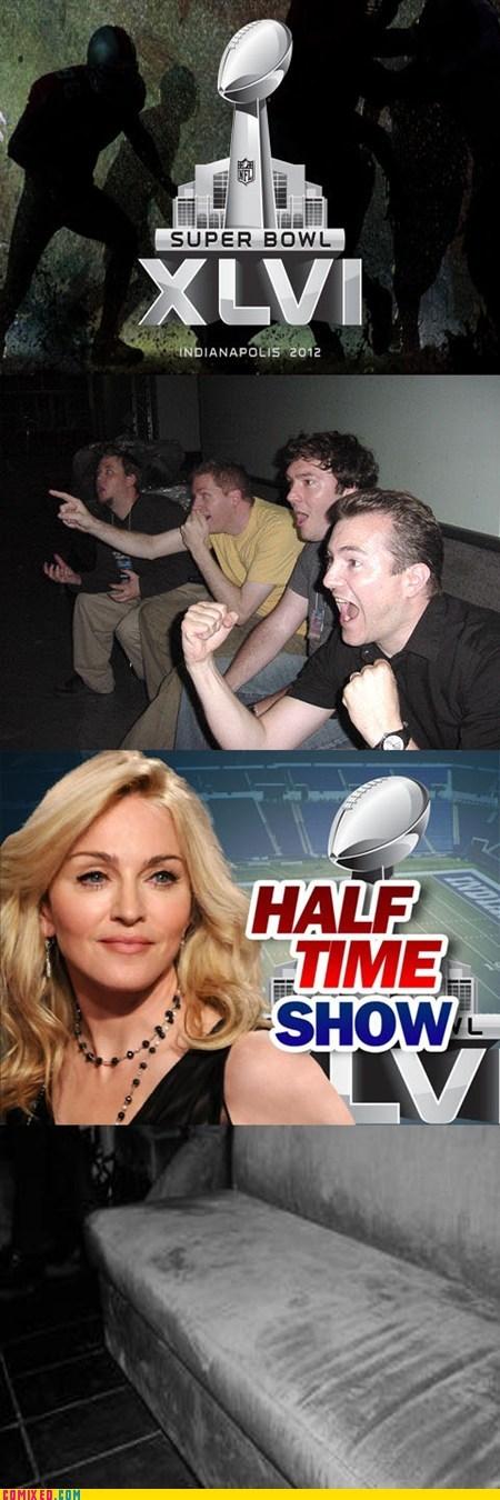 Madonna reaction guys super bowl - 5768524800