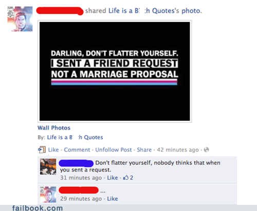 friend request marriage proposal oh snap your friends are laughing at you - 5768591616