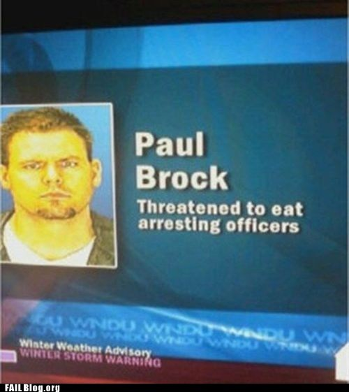 cannibalism Probably bad News stupid criminals wtf - 5768766976