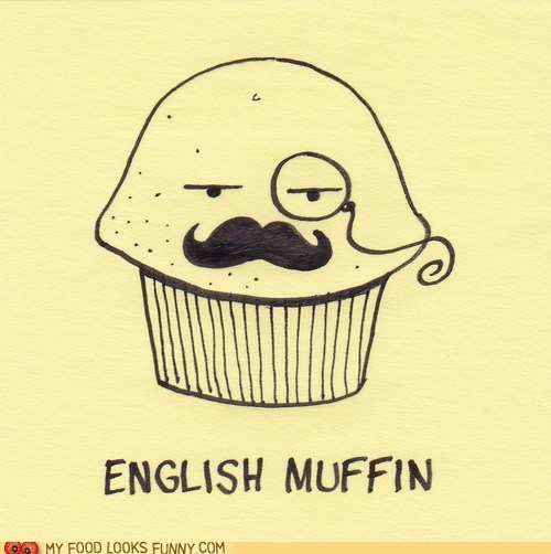 best of the week english monocle muffin mustache proper - 5769068800