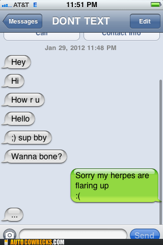 bone dating herpes relationships STD sti - 5769143808