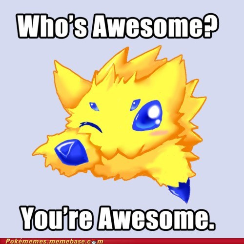 art,awesome,best of week,cute,joltik,motivational