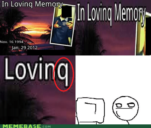 ink love loving memory Rage Comics - 5769494016