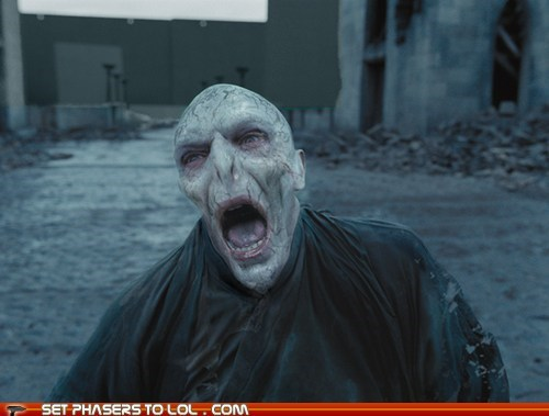 alternate concept Death Harry Potter Movie ralph fiennes stills voldemort - 5769720064