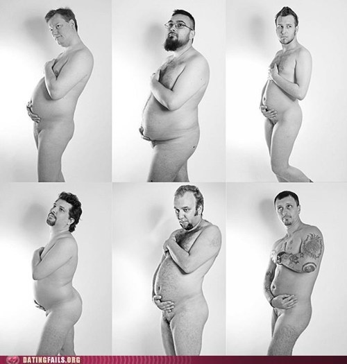 artful black and white dating fails dudes gender swap Hall of Fame photo op pose - 5770003200