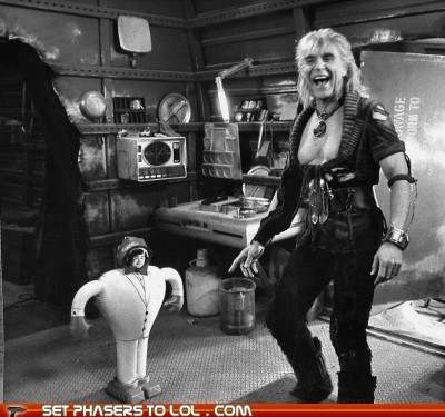 inflatable khan laughing ricardo montalban Star Trek surprise tattoo the wrath of khan - 5770157056