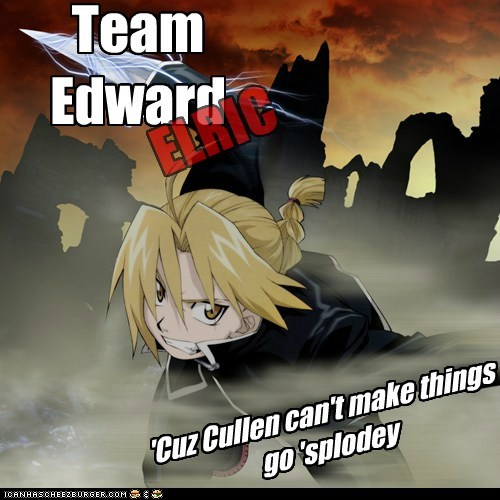 alchemy,best of the week,cullen,edward elric,fullmetal alchemist,splode,team edward