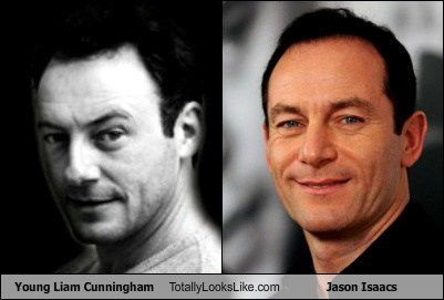 actor,funny,Jason Isaacs,liam cunningham,TLL